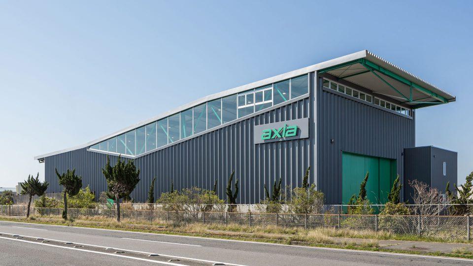 株式会社アクシア鹿島工場