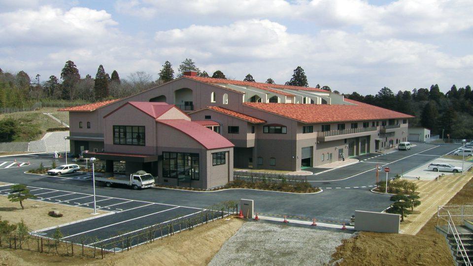 印旛衛生施設管理組合汚泥再生処理センター