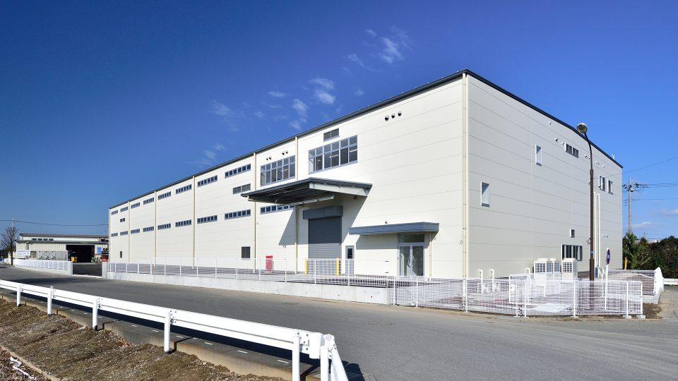 S工場新築工事